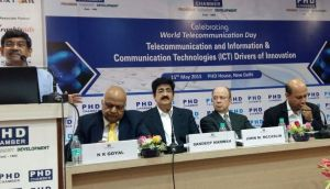 World Telecommunication And Information Day Celebrated