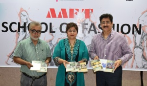 Sandeep Marwah Presented Films to United Nations