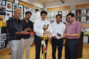 Exhibition of AAFT School of Fashion Inaugurated