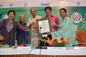 Sandeep Marwah Honored With Fellowship of Research Foundation International