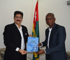 ICMEI Join Hands With Togo