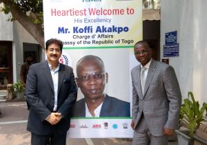 India And Togo Will Work Together For The Promotion Of Arts