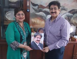 Sandeep Marwah Appreciated by United Nations