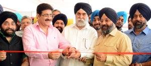 CGF 2015 Inaugurated by Sandeep Marwah