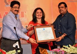 Pooja Bhat at AAFT