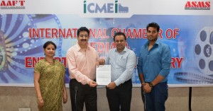 ICMEI Join Hands With IIACFF