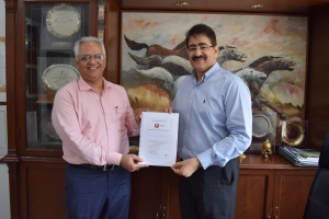 Sandeep Marwah Nominated Patron to ICOI