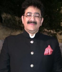 Sandeep Marwah President ICMEI at London