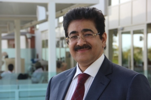 Sandeep Marwah Honored With Icon of India Award