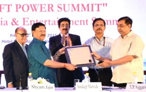 ICMEI Honored Kisan Channel at Media Summit