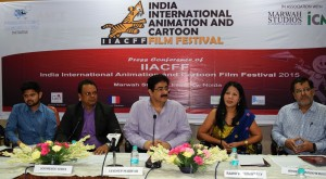IIACFF- India International Animation And Cartoon Film Festival Launched