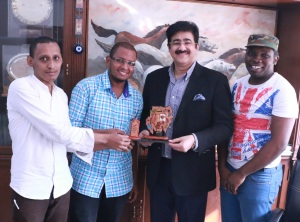 Sandeep Marwah Nominated Chairperson Of Indo Sudan Cultural Forum