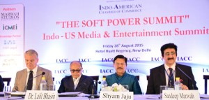 ICMEI International Media And Entertainment Summit Inaugurated