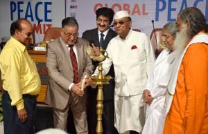 Peace Summit Inaugurated