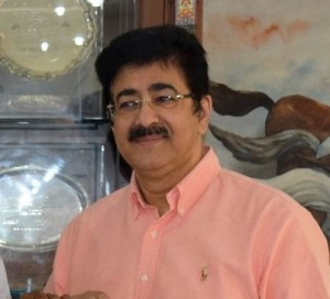 Sandeep Marwah President of Global Literary Festival Noida