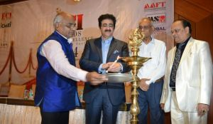 Sandeep Marwah Honored by Education Council of India