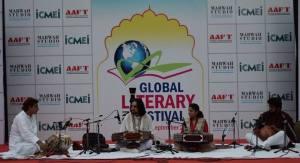 Music Recital by Bhajan Sopori at GLFN