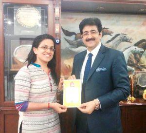 Ambassador of Short Films at Cochin-ALIIFF