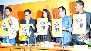 8th Global Film Festival Noida Poster Launched