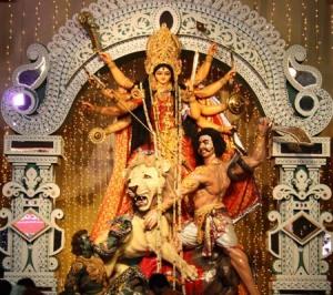 Durga Puja Inaugurated by Sandeep Marwah