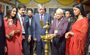 Exhibition of Aman Chotani Inaugurated at 8th GFFN