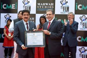 Sandeep Marwah Nominated Chairperson of ICFCF