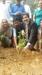 One Person One Tree- Sandeep Marwah
