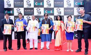 Poster of Sardar Patel Forum Released at 8th GFFN