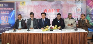 First Interaction With 90th of AAFT