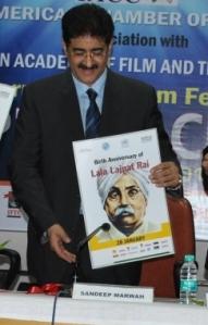 Lala Lajpar Rai Remembered at Marwah Studio