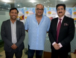 Boney Kapoor Visited AAFT